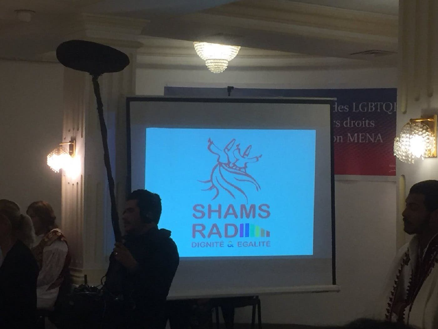 Radio Shams will dedicate most of its time to defend sexual minorities. (Supplied)