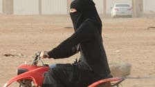 Saudi Arabia allows women to drive motorcycles and trucks