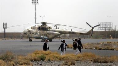 التحالف يقصف مواقع ومخازن أسلحة للحوثيين شمال صنعاء