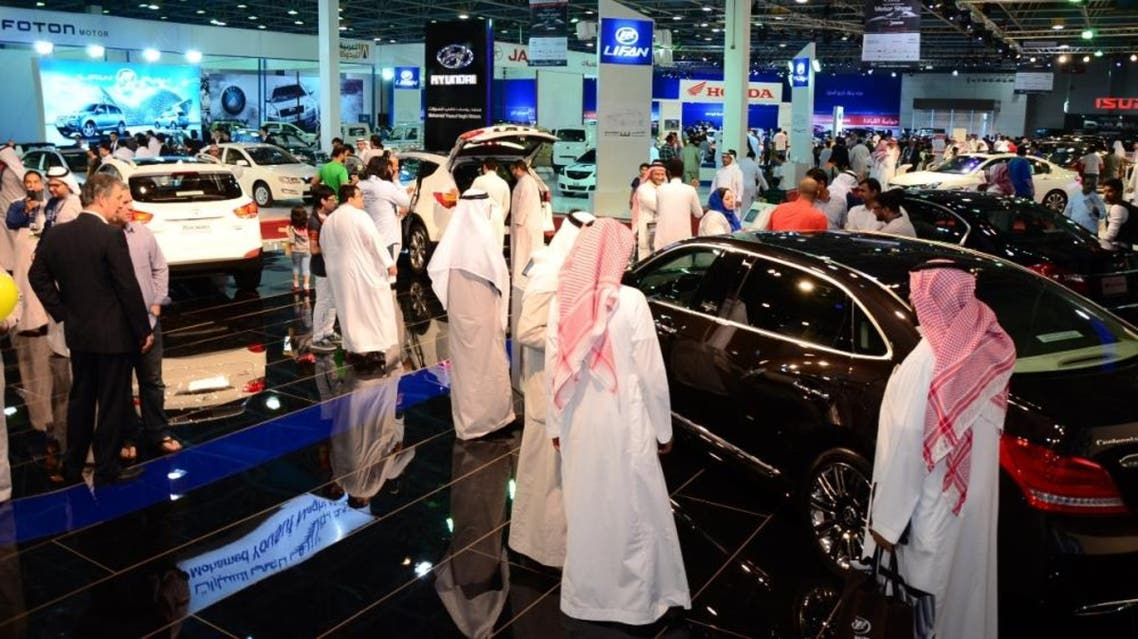 The 2017 Saudi International Motor Show (SIMS), is scheduled to be held between Dec. 17-21. (Photo courtesy: Saudi Gazette)