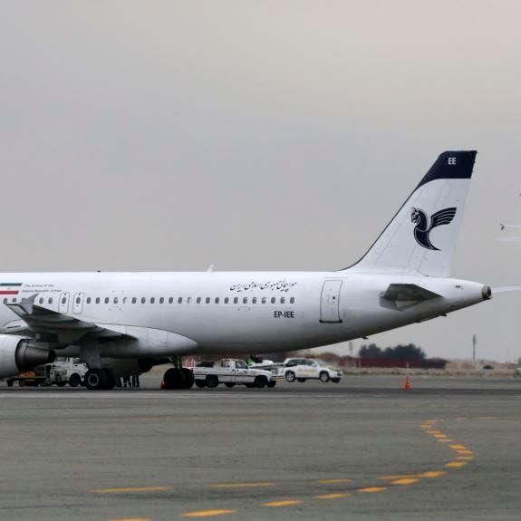 إيران تعلق رحلاتها الجوية مع العراق لمدة أسبوع
