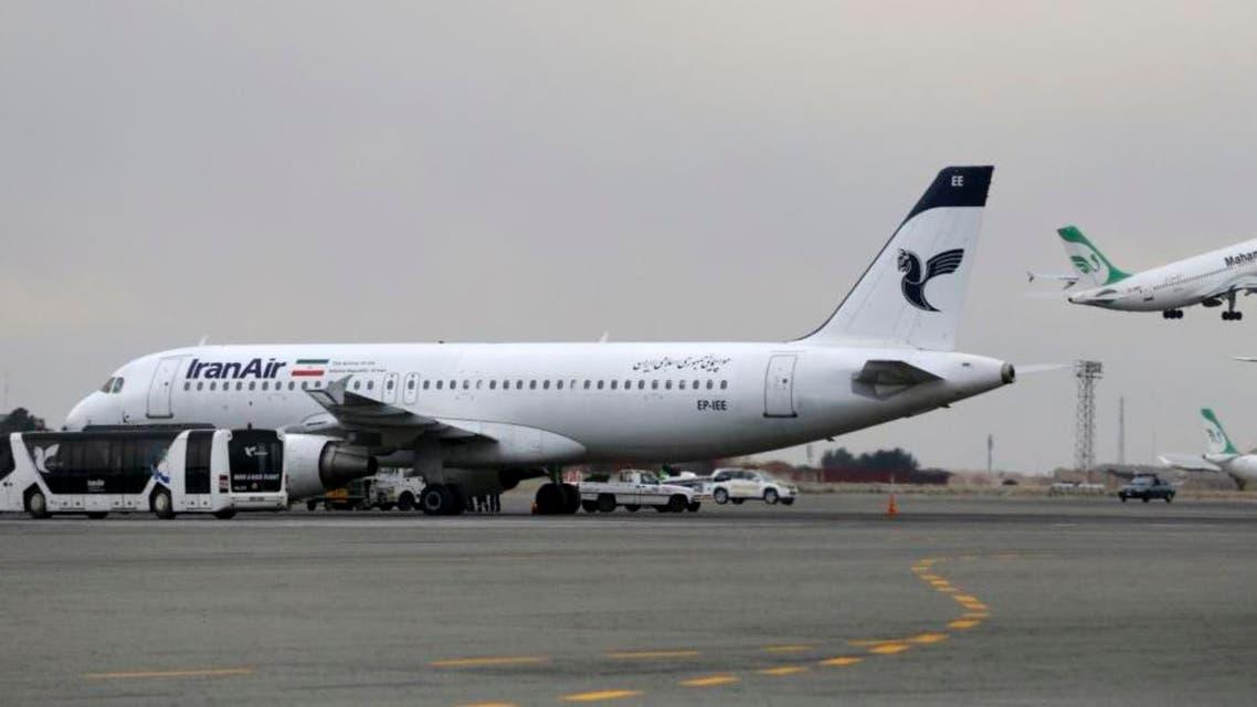 طائرات الخطوط الإيرانية