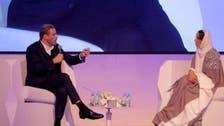 'A Night with Travolta:' Hollywood star hosts talk show in Saudi Arabia
