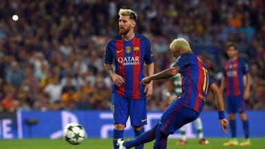 """ميسي: نيمار أثار """"قلقي"""".. وأردت الرحيل عن برشلونة"""
