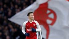 Arsenal beat Newcastle 1-0 at the Emirates Stadium