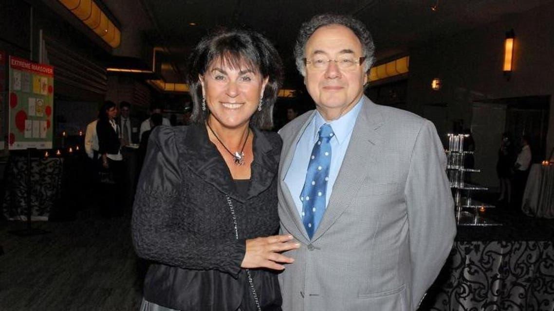 الملياردير الكندي وزوجته