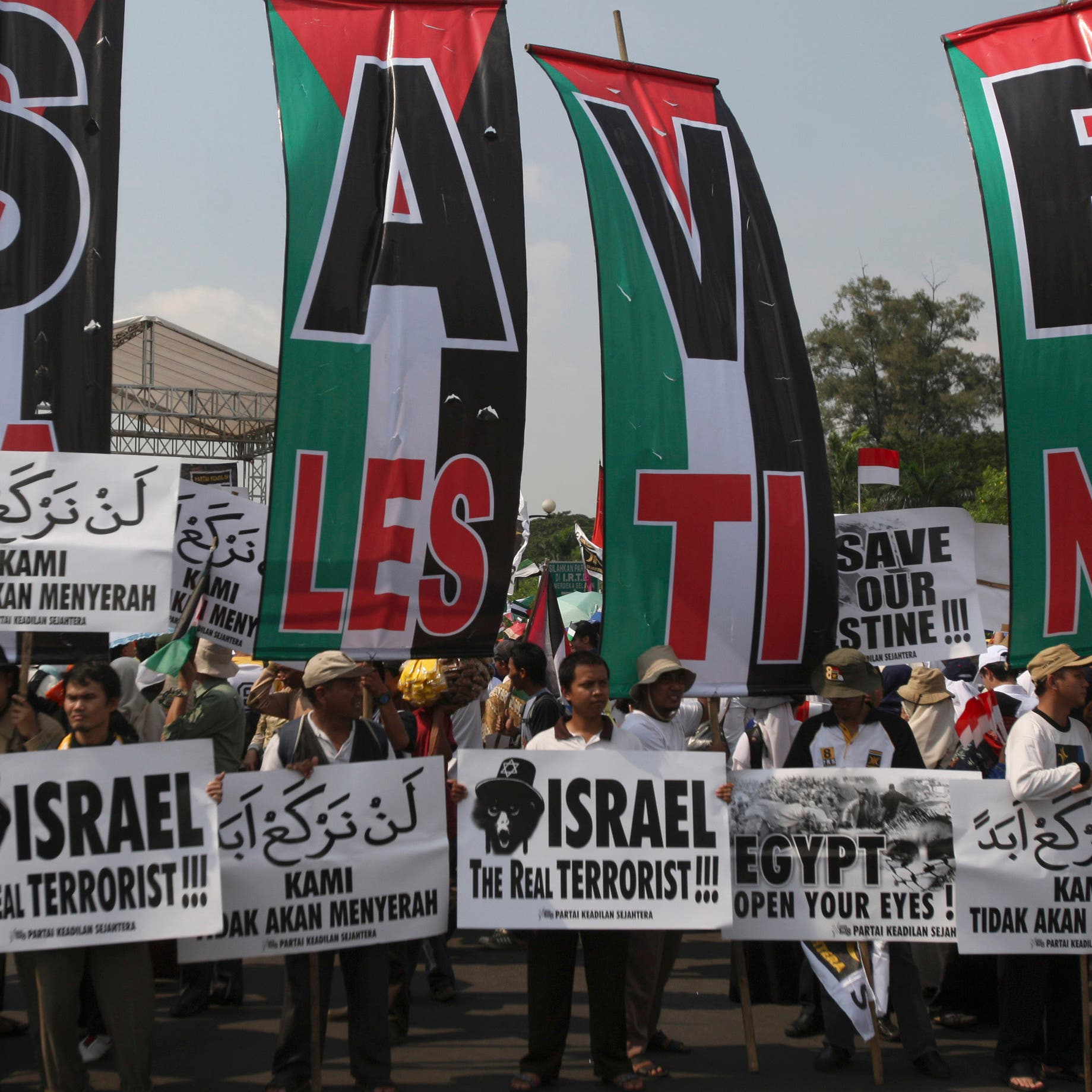 Western public opinion in light of shocking images from Jerusalem to Gaza