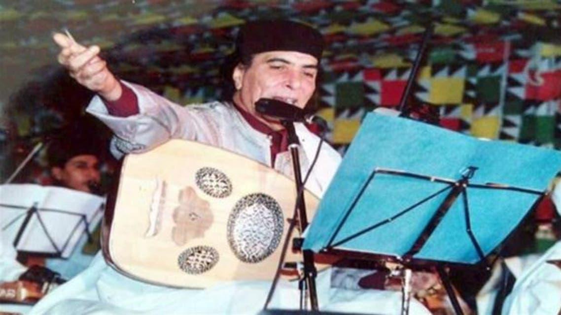 الفنان الليبي محمد حسن