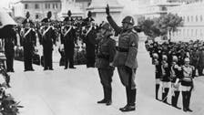 Royal row as body of king who aided Mussolini returns to Italy from Egypt