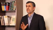 احمدینژاد «باندهای امنیتی» را به سرکوب و انحراف اعتراضات در ایران متهم کرد