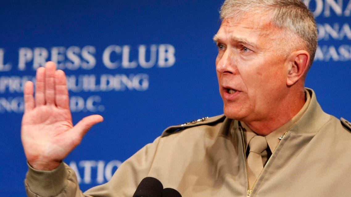 Commander James Conway US Marine Corps. (AP)