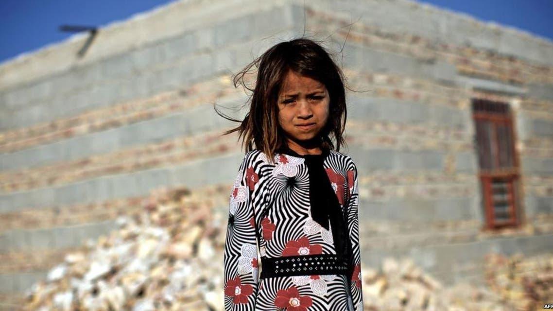 إيران طفولة فقر