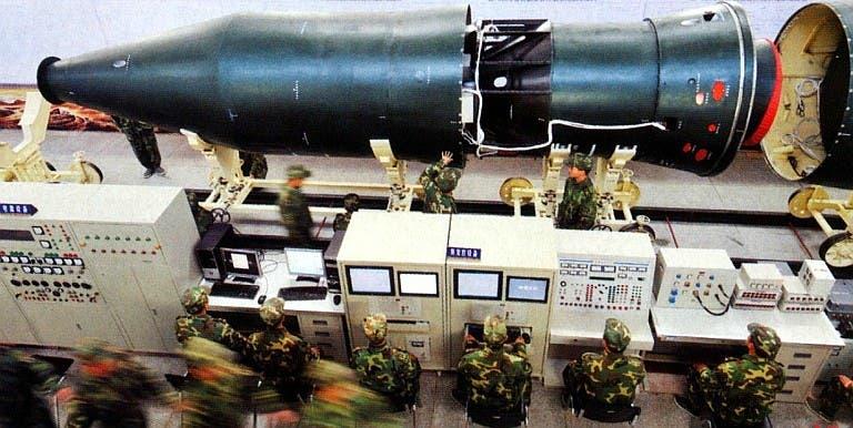 كيف تعمل الصواريخ الباليستية العابرة للقارات؟ 3622092d-44e1-4f92-83b9-985e219777f7