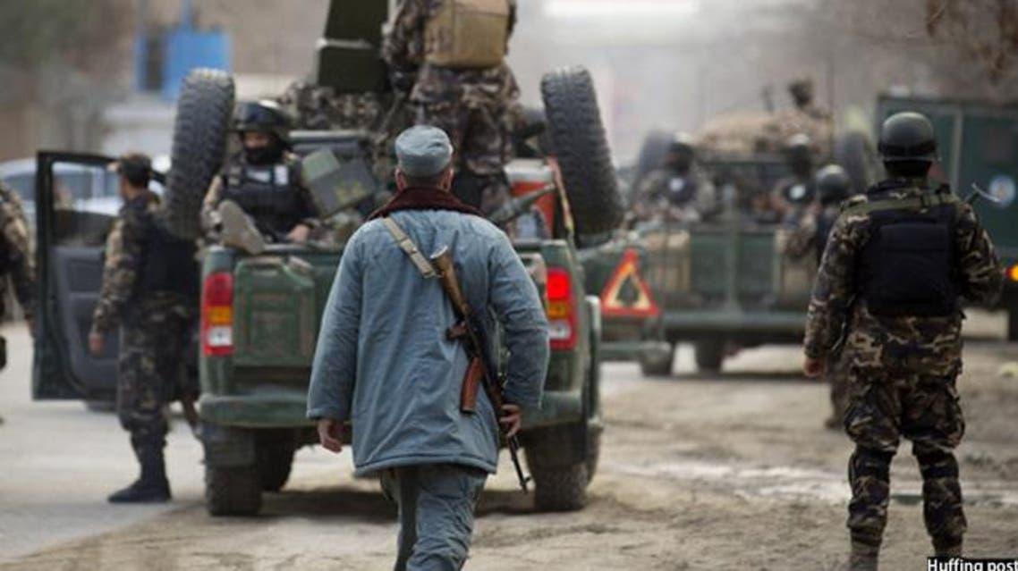 یک فرمانده پولیس بادغیس افغانستان در درگیری با طالبان کشته شد