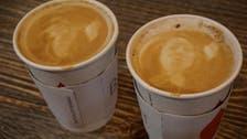لندن: گاہکوں کو متوجہ کرنے کیلئے کیفے کی منفرد کاوش