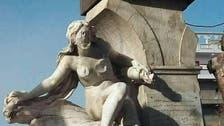 شاهد.. جزائريون يمنعون متطرف من تحطيم تمثال تاريخي شهير