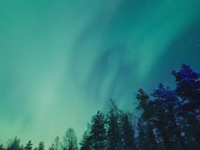 لغز الشفق القطبي مصدر للخرافات والقصص المرعبة