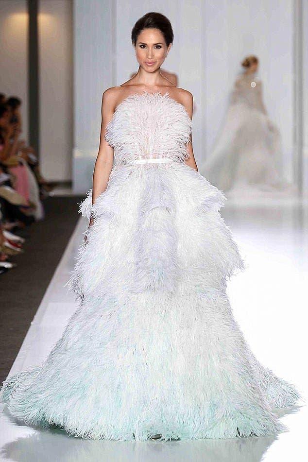 فستان زفاف ميراندا كير