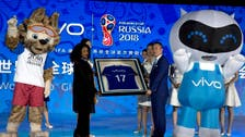 FIFA turns to China for yoghurt and ice cream to soothe sponsor concerns
