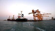 Arab coalition to keep main Yemen port open despite missile attack