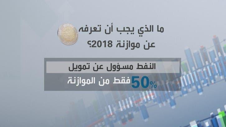 ما الذي يجب أن تعرفه عن موازنة السعودية في 2018؟