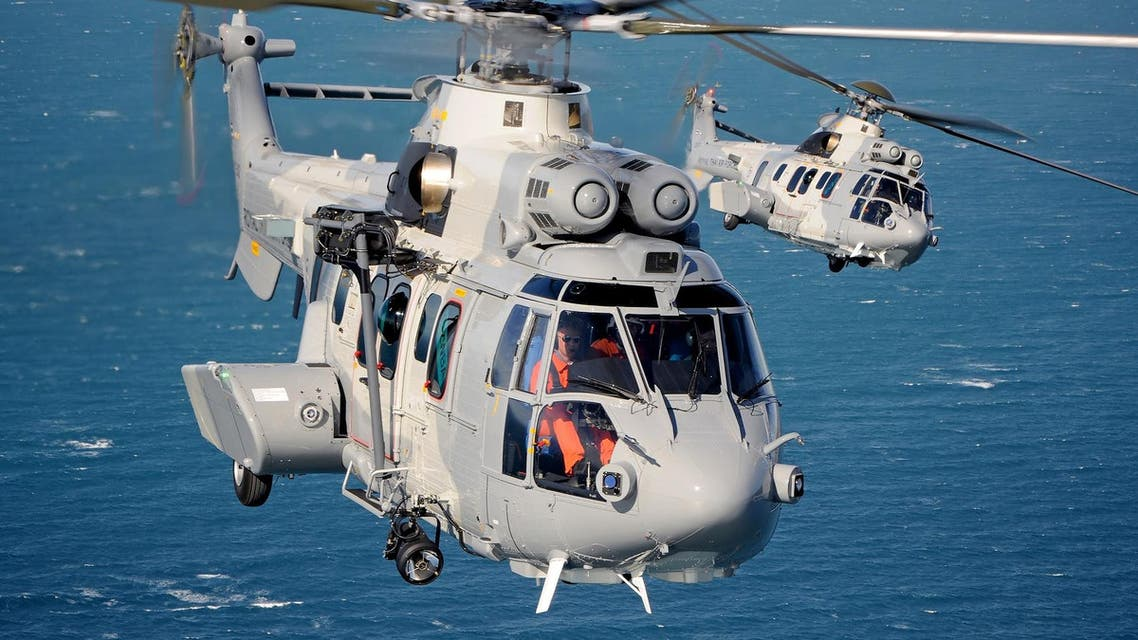 Caracal helicopters (ASDS-Media)