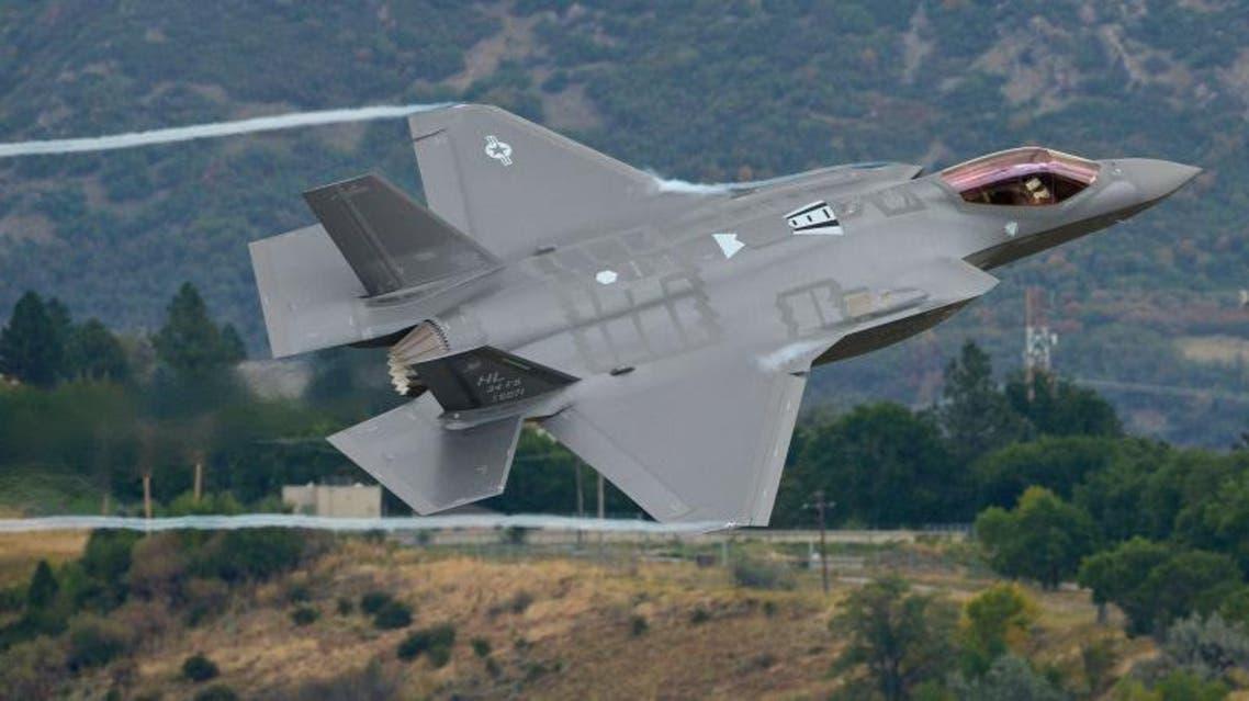 F-35 A اف 35 ايه