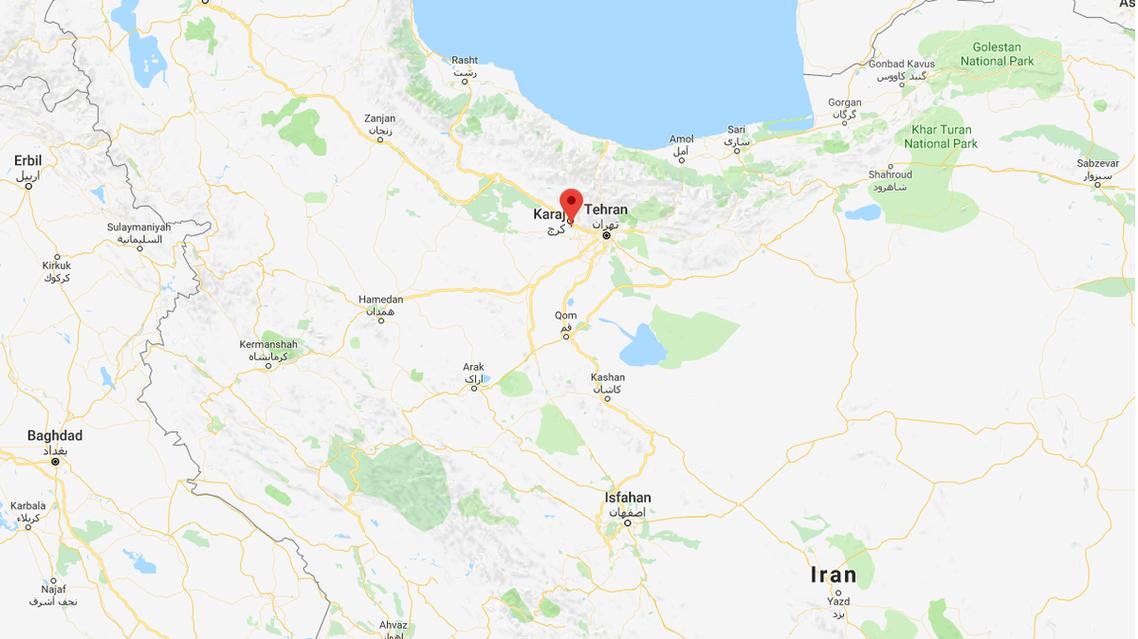 Iran quake Meshkin Dasht