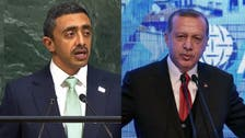 Retweet by UAE FM about Ottoman commander turns into feud with Edrogan