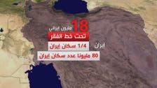 احتجاجات مناوئة لثورة #خميني في إيران