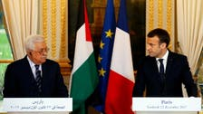 Abbas says Palestinians won't accept US peace plan
