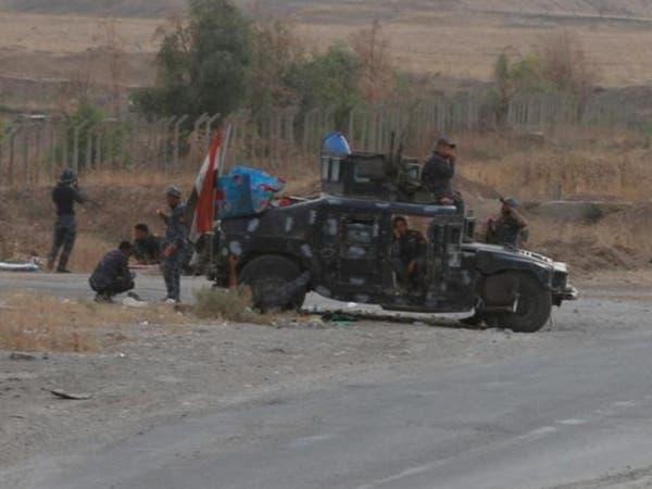 بعد إطلاق نار..ميليشيا الحشد إلى حدود العراق مع سوريا
