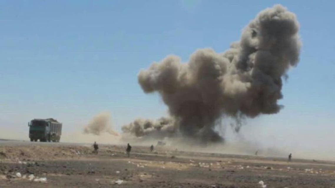 غارات للتحالف العربي على تجمعات حوثية