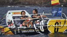 Egypt's Nour, Samra  confirmed safe after losing contact during Atlantic race