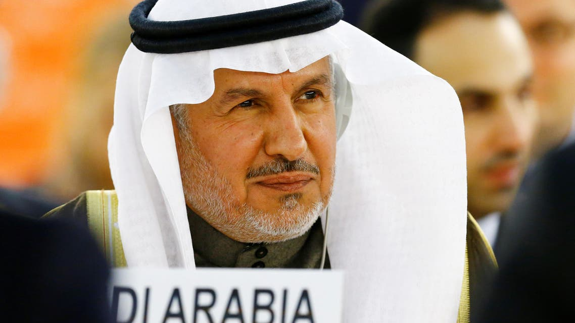 Abdullah al-Rabeeah. (Reuters)