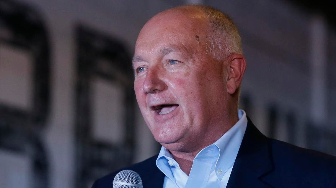 Pete Hoekstra is a former Republican congressman from Michigan who was born in the Netherlands. (File photo: AP)