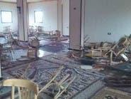 بالصور.. تفاصيل الاعتداء على كنيسة مصرية