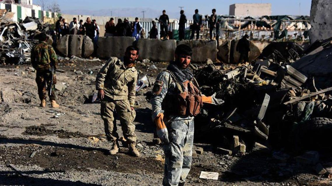 Afganistan, Kabul attack