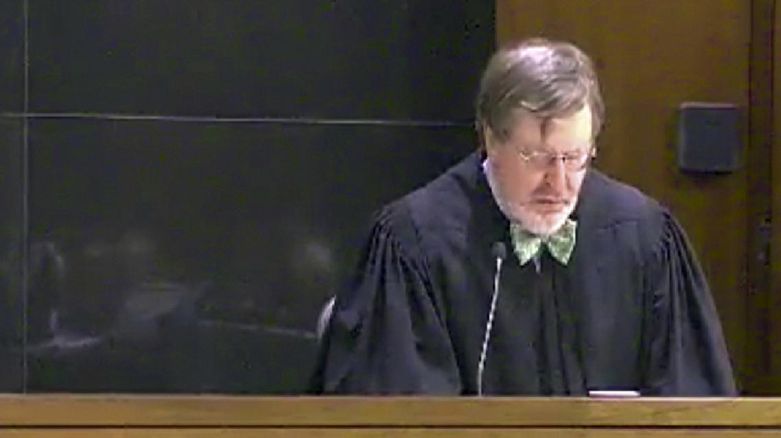 US Judges James Robart. (AP)
