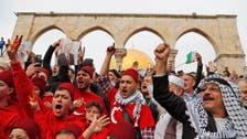 اسرائیلی  پولیس  کے ہاتھوں مسجدا قصیٰ سے تین ترک شہری گرفتار