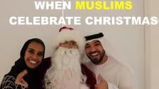 Why Muslim influencers are 'celebrating Christmas too'