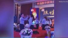 فيديو من شركة صينية.. الصفع يحسن العلاقات