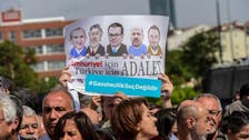 Turkish court keeps opposition newspaper staff in jail during trial