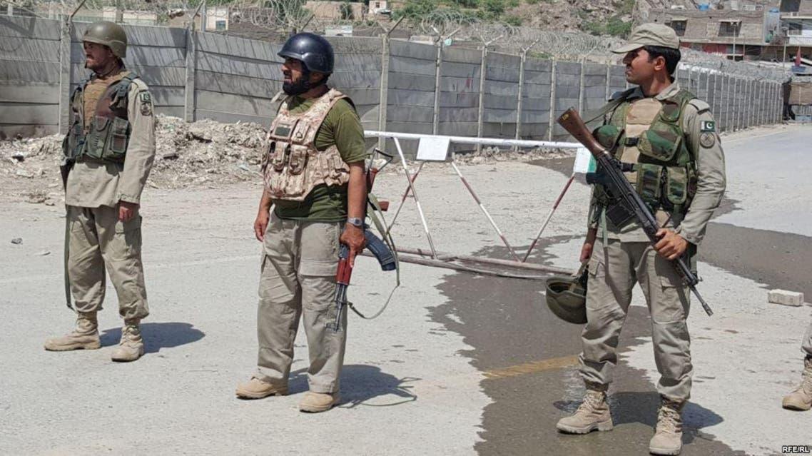 شش سرباز سرحدی افغانستان در مارجه هلمند کشته شدند