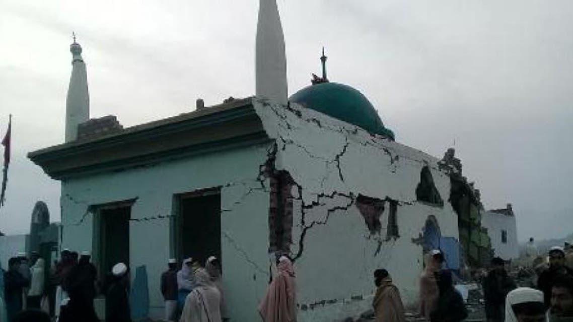 انفجار در مسجدی در ننگرهار افغانستان