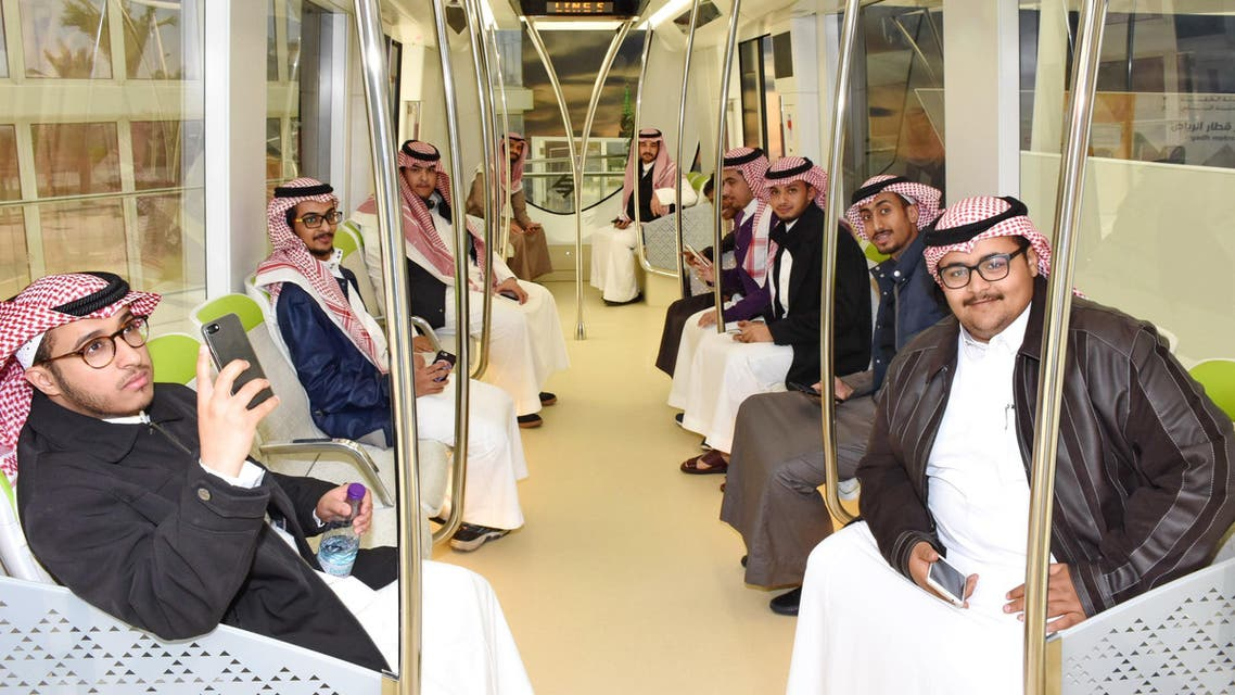 King Abdulaziz Project for Public Transport in Riyadh has recently launched an exhibition to create awareness regarding the significance of public transportation. (Supplied)