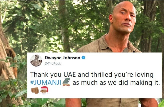 Jumanji: Welcome to the Jungle honors the legacy of the 1995 original