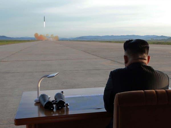 """كوريا الشمالية: كيم أشرف على اختبار """"سلاح جديد"""""""