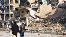 Syria rebels and extremists clash, killing 19