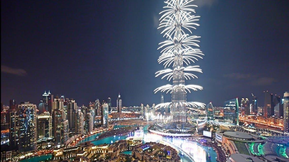 دبي رأس السنة
